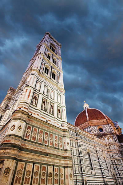 Basilica Photograph - Europe, Italy, Florence by Jaynes Gallery
