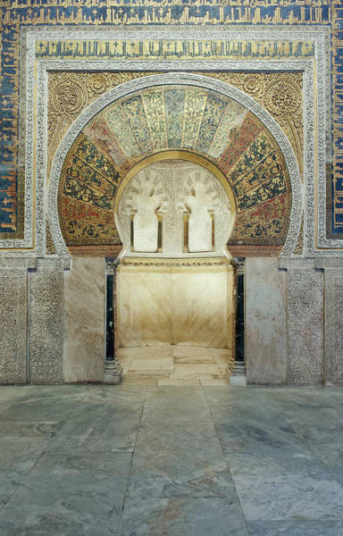 Andalucia Wall Art - Photograph - Europe, Spain, Andalucia, Cordoba, La by Rob Tilley