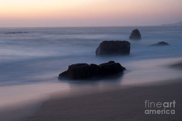 Wall Art - Photograph - Evening At Beach 3 by Catherine Lau