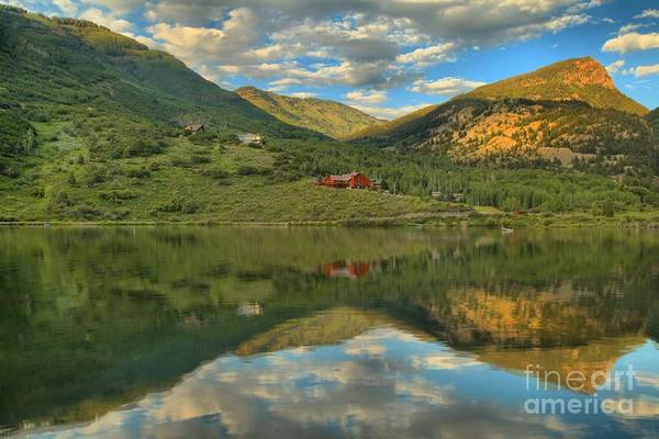 Photograph - Evening At Beaver Lake by Adam Jewell
