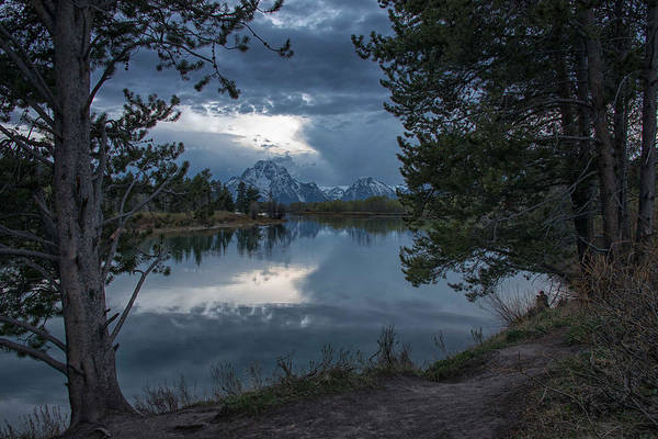 Photograph - Evening At The Bend by Darlene Bushue