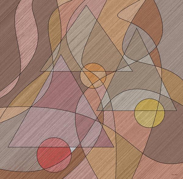 Digital Art - Evening Bells by Val Arie