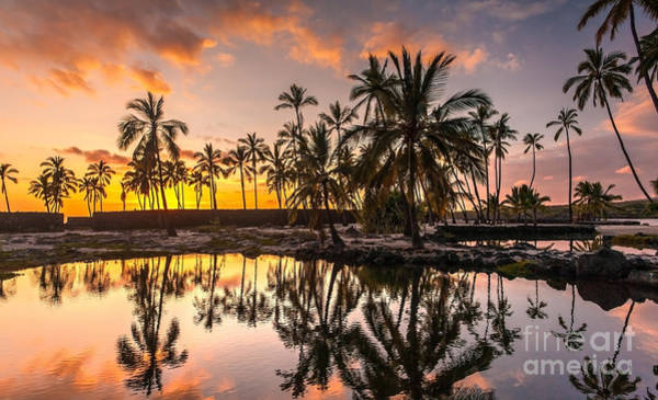 Maui Sunset Photograph - Evening In Paradise by Mike Reid