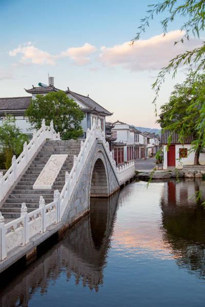 Wall Art - Photograph - Evening In Xizhou I by W Chris Fooshee