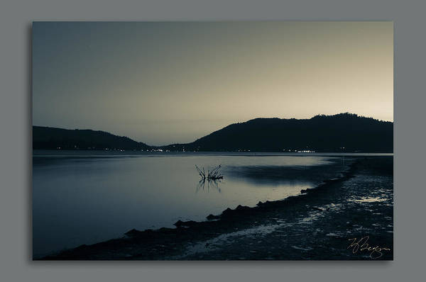 Photograph - Evening by Kevin Bergen