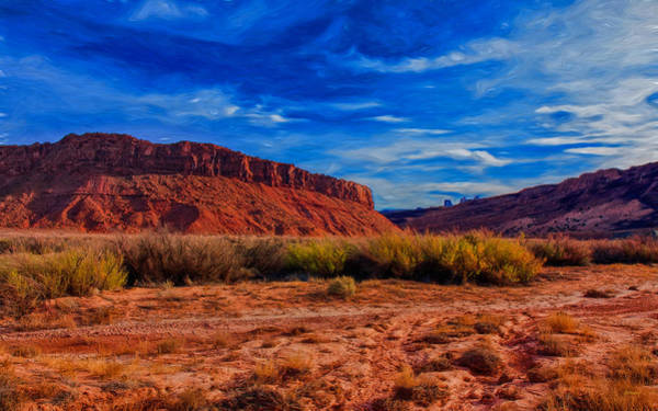 Photograph - Evening Mesa by John M Bailey