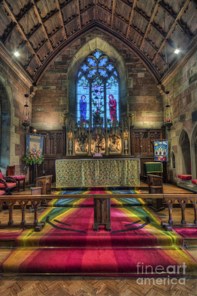 Photograph - Evening Prayer by Ian Mitchell