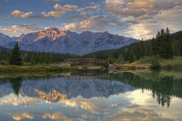 Photograph - Evening Solitude At Cascade Ponds by Darlene Bushue