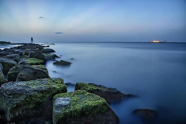 Tx Wall Art - Photograph - Evening Stillness by Thomas Zimmerman