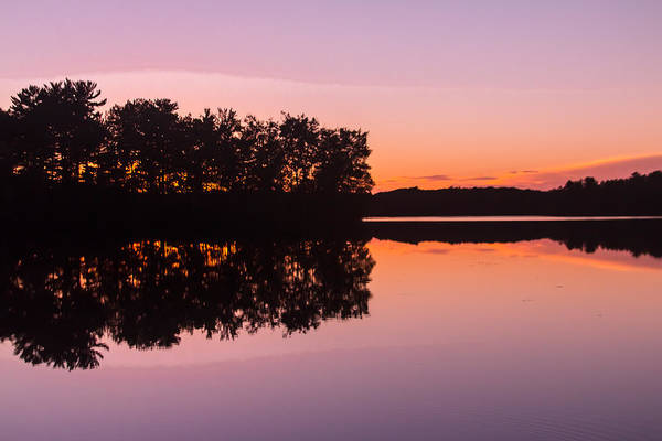 Sturgeon River Photograph - Evening by Robert Torkomian