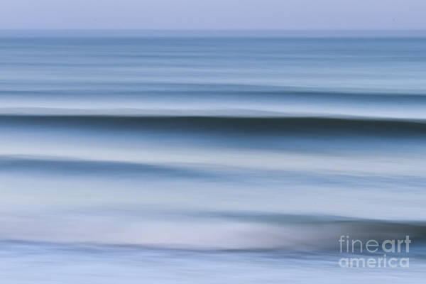 Kennebunkport Maine Photograph - Evening Waves by Katherine Gendreau
