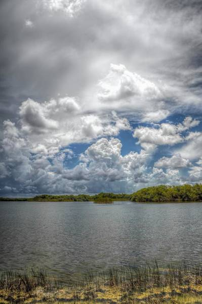 Photograph - Everglades Lake 6919 by Rudy Umans