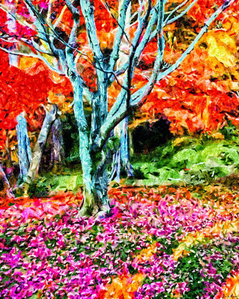 Start Over Painting - Every Moment Has Beauty by Joe Misrasi