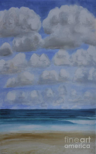 Painting - Everyday Is A New Horizon by Shelley Myers
