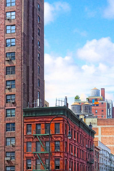 Photograph - Everyday New York City - West Village by Mark E Tisdale