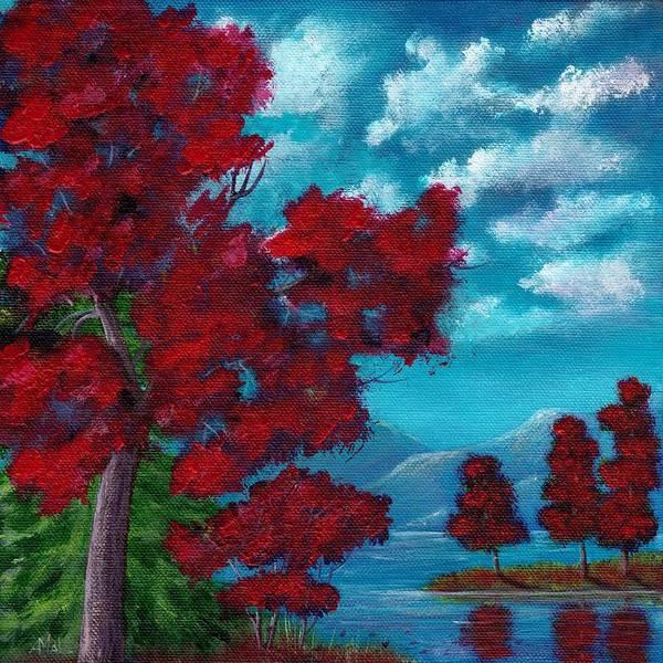 Painting - Everything Autumn by Anastasiya Malakhova