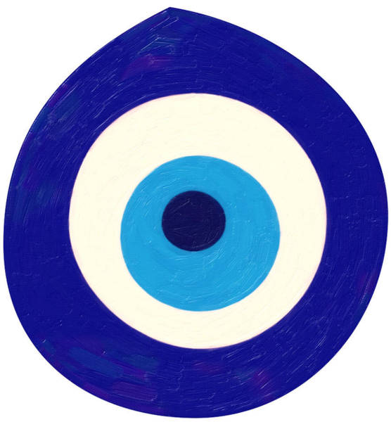Painting - Evil Eye by Celestial Images