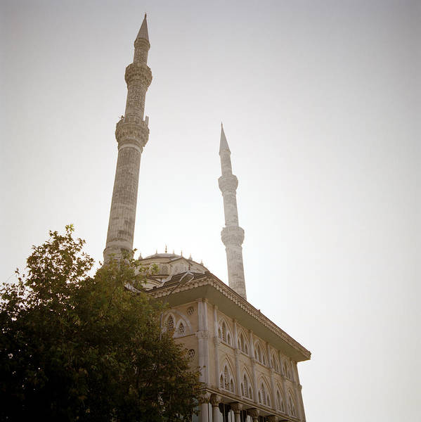 Photograph - Evocative Istanbul  by Shaun Higson
