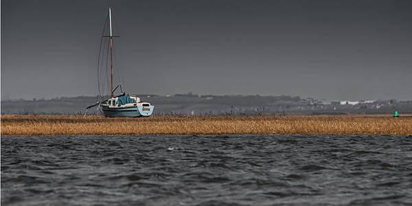 Rigging Photograph - Evolution On The Swale by Nigel Jones
