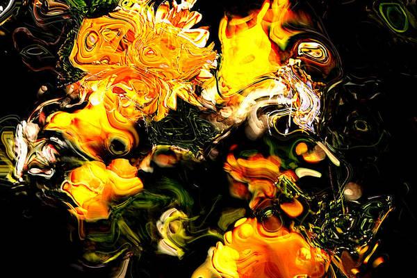 Phantasy Digital Art - Ex Obscura by Richard Thomas