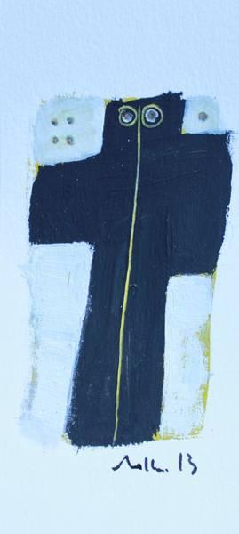 Cross Mixed Media - Exanimus No. 10  by Mark M  Mellon