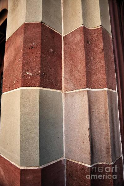 Photograph - Exchange Columns by John Rizzuto