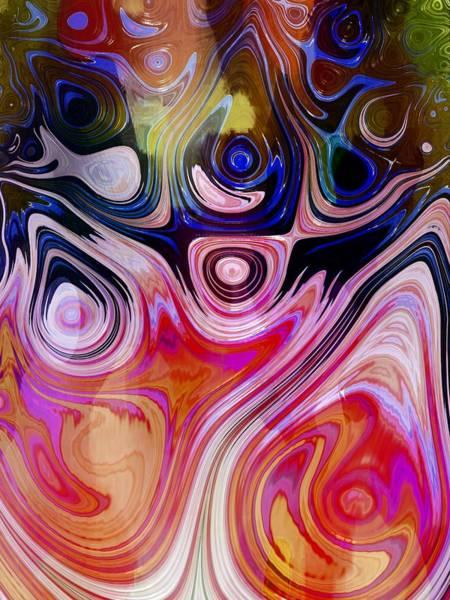 Digital Art - Excitement by Amanda Moore