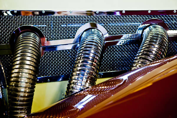 Photograph - Exhaust by Melinda Ledsome