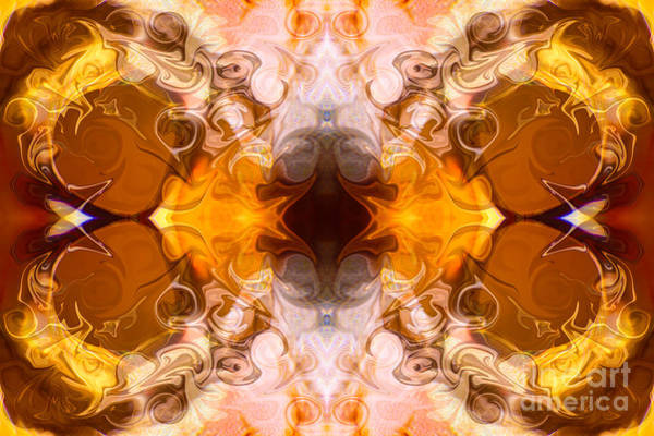 Digital Art - Exploding Ideas Abstract Pattern Artwork By Omaste Witkowski by Omaste Witkowski