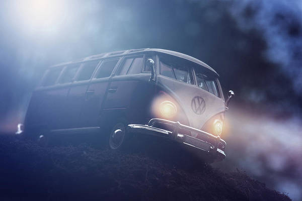 Volkswagen Wall Art - Photograph - Explorer by Dominic Schroeyers