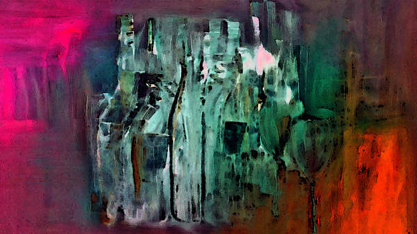 Alcoholism Painting - Exploring Alcoholism by Lisa Kaiser