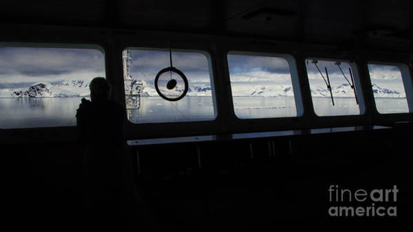 Wall Art - Photograph - Exploring Ice Wonderland... by Nina Stavlund