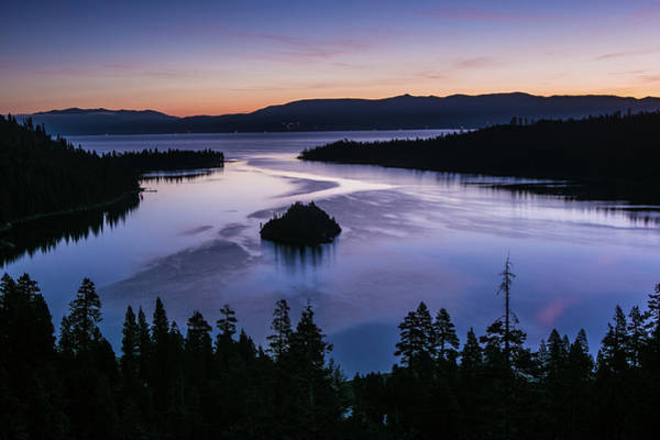 Photograph - Exploring Lake Tahoe by George Rose