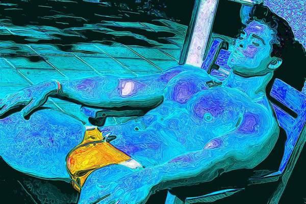 Anticipation Digital Art - Exposure by Bob Bienpensant
