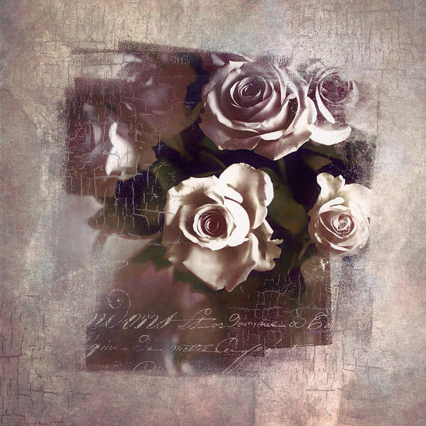 Photograph - Expressive Roses by Annie Snel