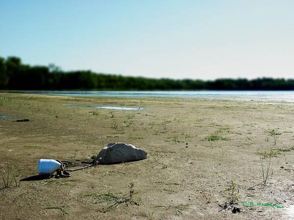 Photograph - Extra Beach 2012 by R B Harper
