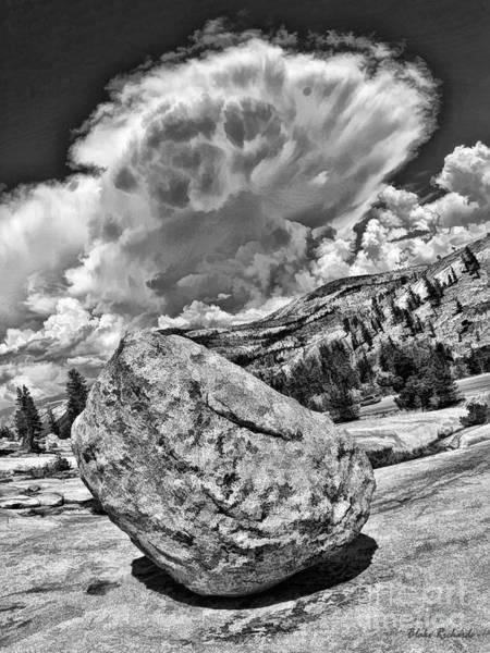 Photograph - Extraordinary Yosemite Sight by Blake Richards