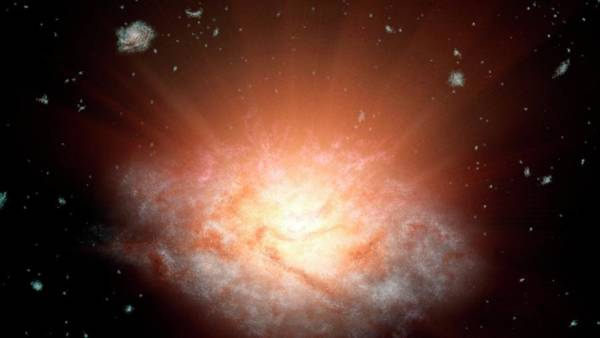 Astrophysics Wall Art - Photograph - Extremely Luminous Infrared Galaxy by Nasa