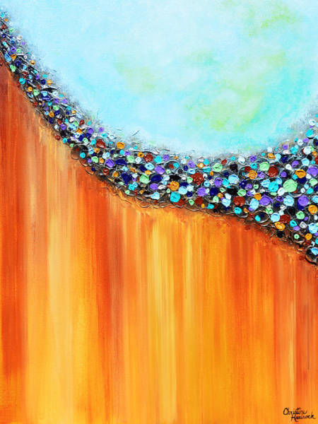 Wall Art - Painting - Eye Candy by Christine Bell