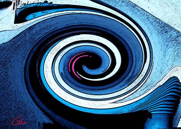 Painting - Eye Catch by Colette V Hera  Guggenheim