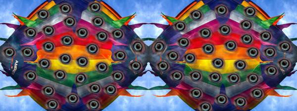 Staring Digital Art - Eye Catching by Betsy Knapp
