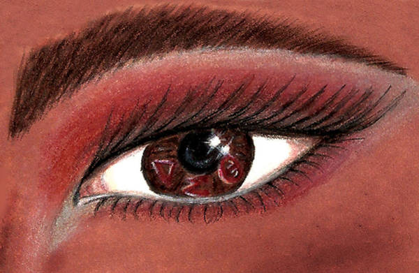 Eye Of The Beholder Series- D S T Art Print