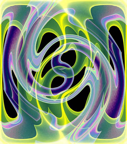 Cutout Digital Art - Eye Puzzle by Linda Phelps