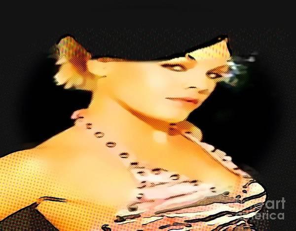 Digital Art - Eyes by Catherine Lott