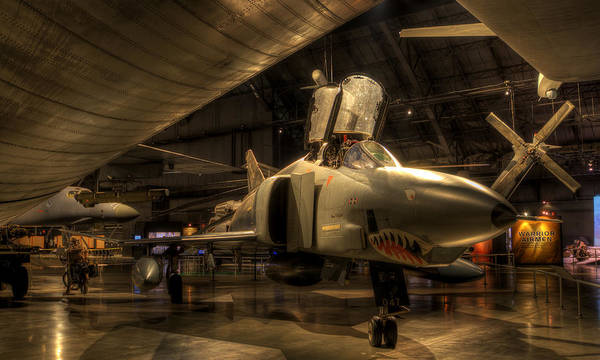 F-4 Phantom Art Print