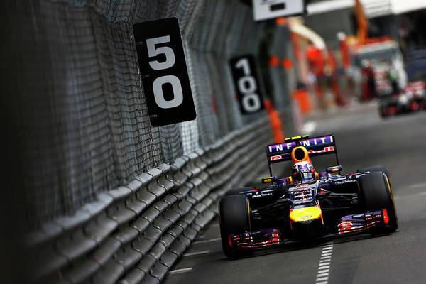 Monaco Photograph - F1 Grand Prix Of Monaco by Andrew Hone
