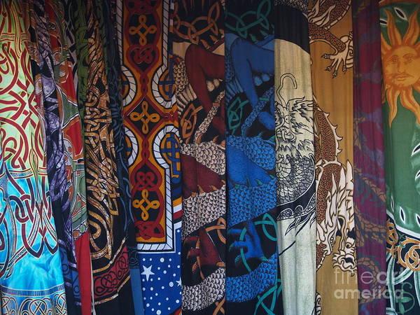 Photograph - Fabric Designs by Robin Maria Pedrero