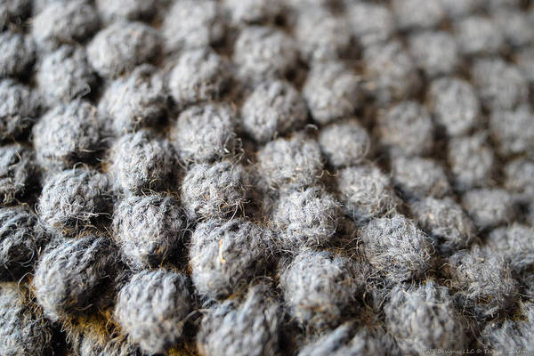 Photograph - Fabric Texture by Teresa Blanton