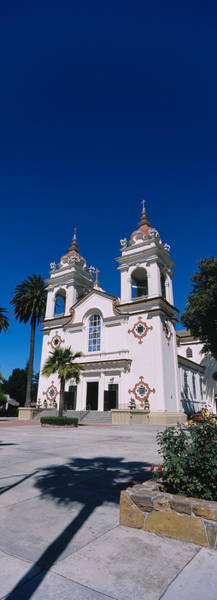 Silicon Valley Wall Art - Photograph - Facade Of A Cathedral, Portuguese by Panoramic Images
