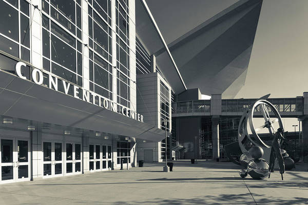 Douglas County Wall Art - Photograph - Facade Of The Centurylink Center Omaha by Panoramic Images